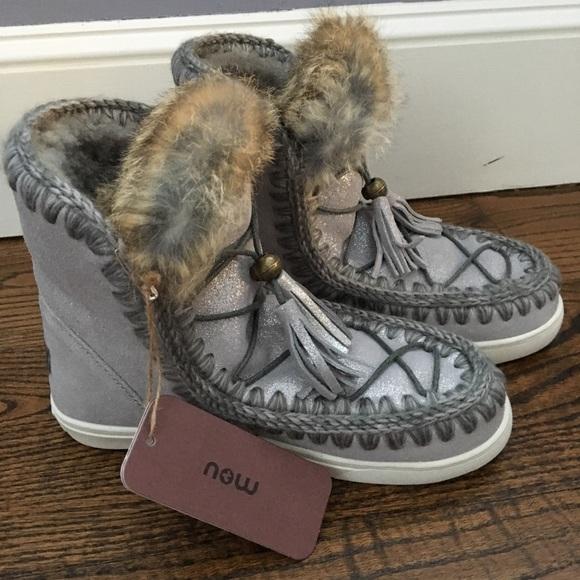 Mou Dreamcatcher Eskimo Sneaker | Poshmark